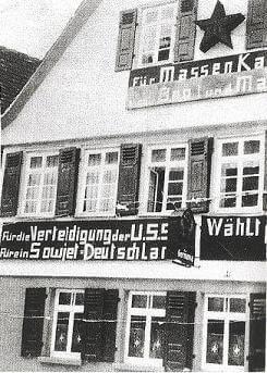 "Gasthaus ""Germania""."