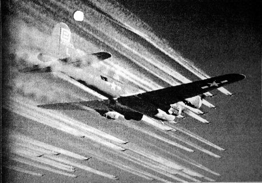 Amerikanisches Bombergeschwader